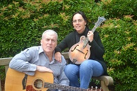 Live Music at the Library: Andy & Judy