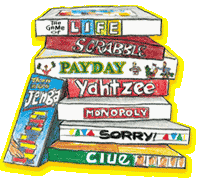 Herndon Library Board Games