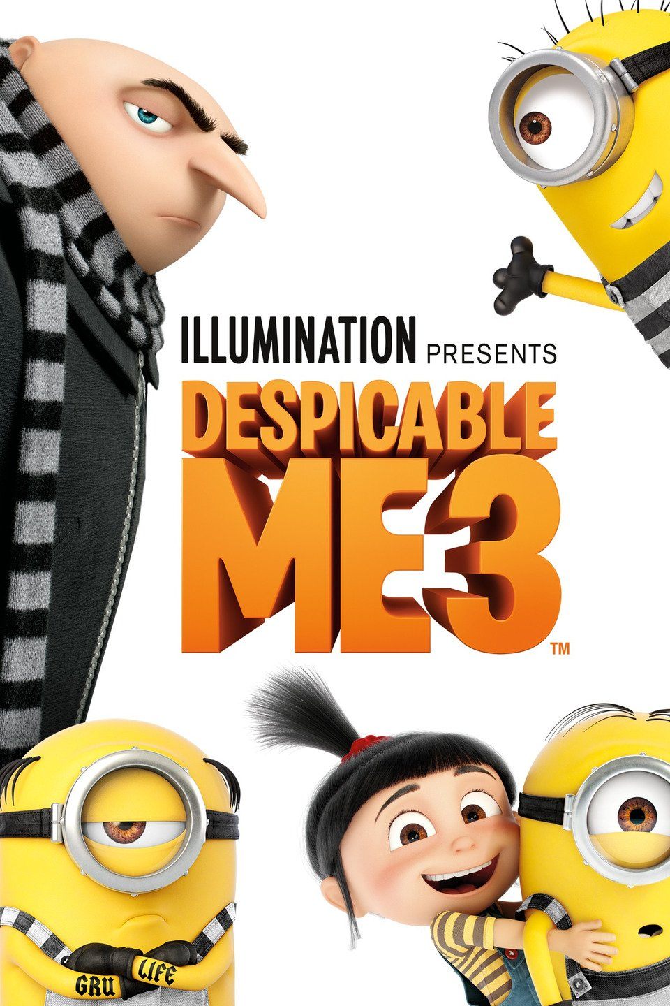 Family Movie Night: Despicable Me 3
