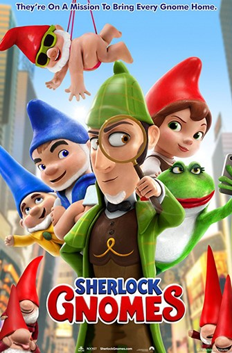 Family Movie Night: Sherlock Gnomes