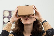 Explore Virtual Reality with Google Cardboards
