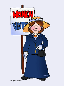 Getting the Vote: Researching Women's History