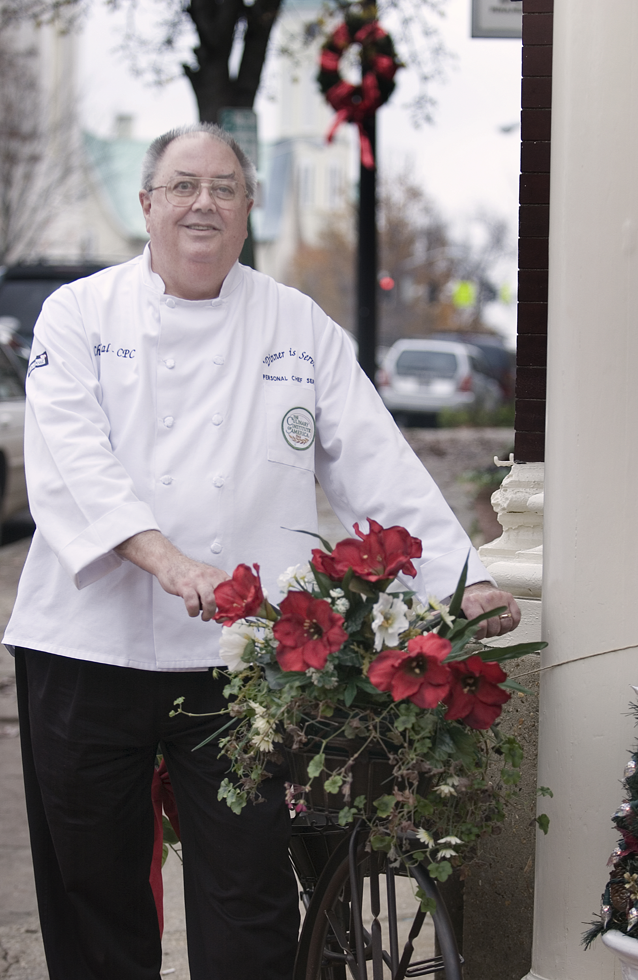 A Taste of the Holidays, with Chef Cal.
