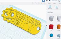 FCPL Maker Day and Teen Tech Week: 3d Printing