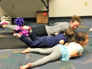 Child & Me Yoga