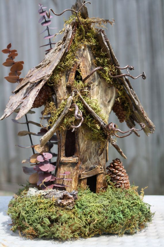 Fairy & Gnome Houses