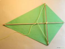 Intergenerational Kite Making
