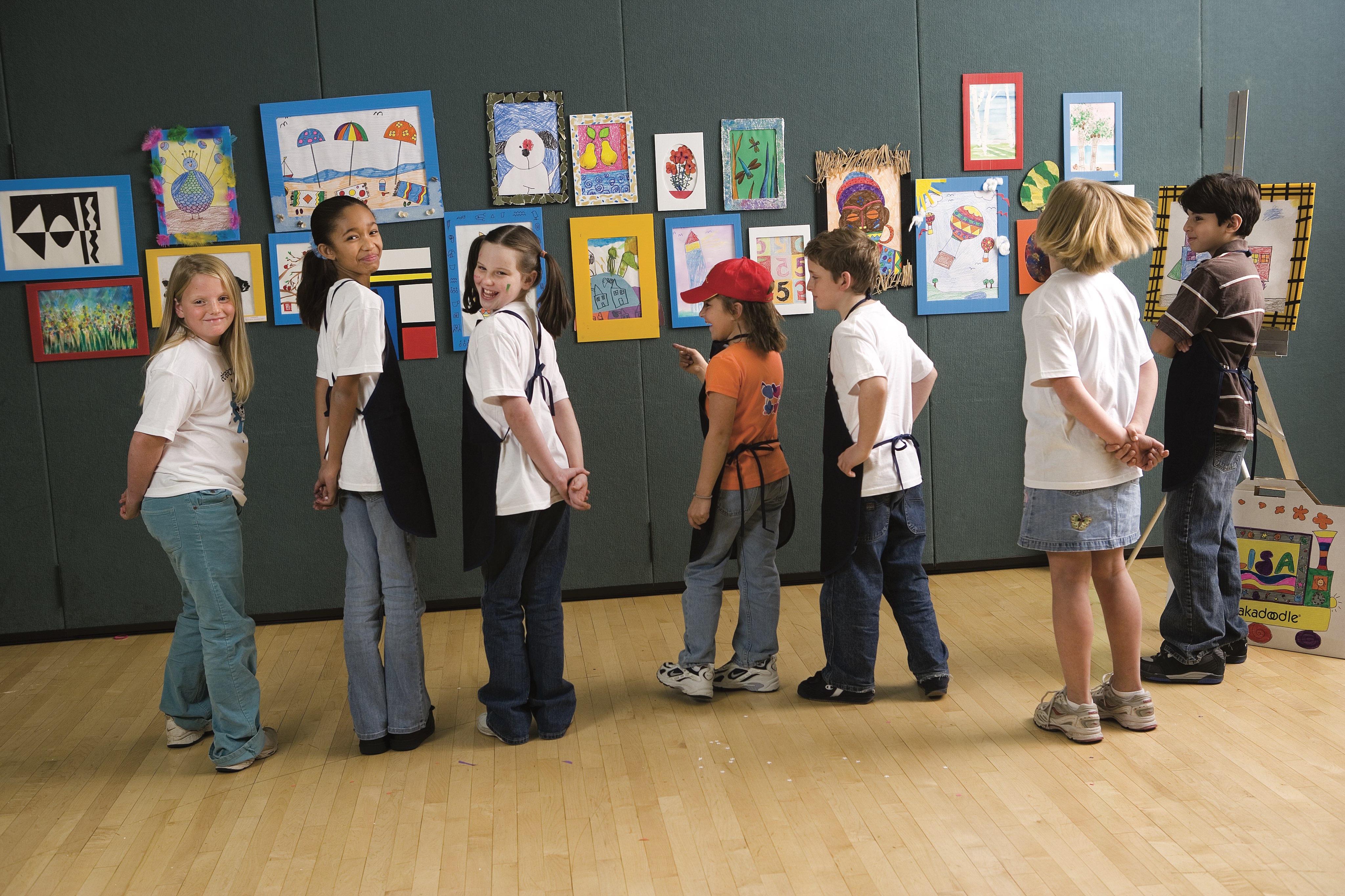 Abrakadoodle Elementary Art Camp
