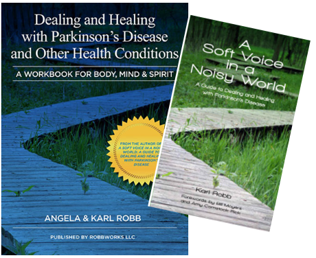 Dealing and Healing with Parkinson's and Other Health Conditions:   Local Authors Speak