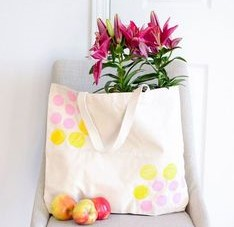 TeenTober DIY: Make Your Own Tote!