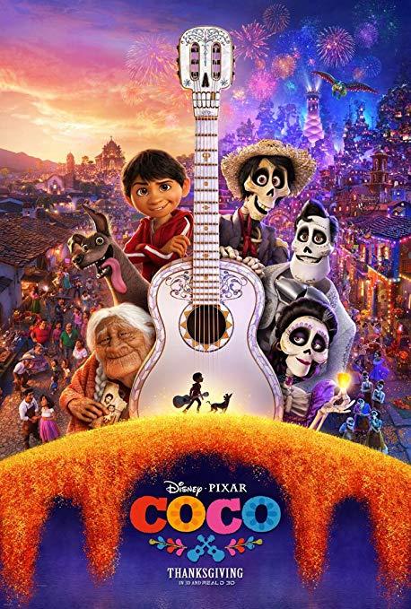 Family Movie Night: Coco