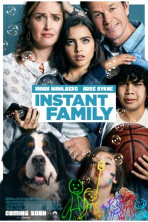 cancelled - Contemporary Movie Night: Instant Family
