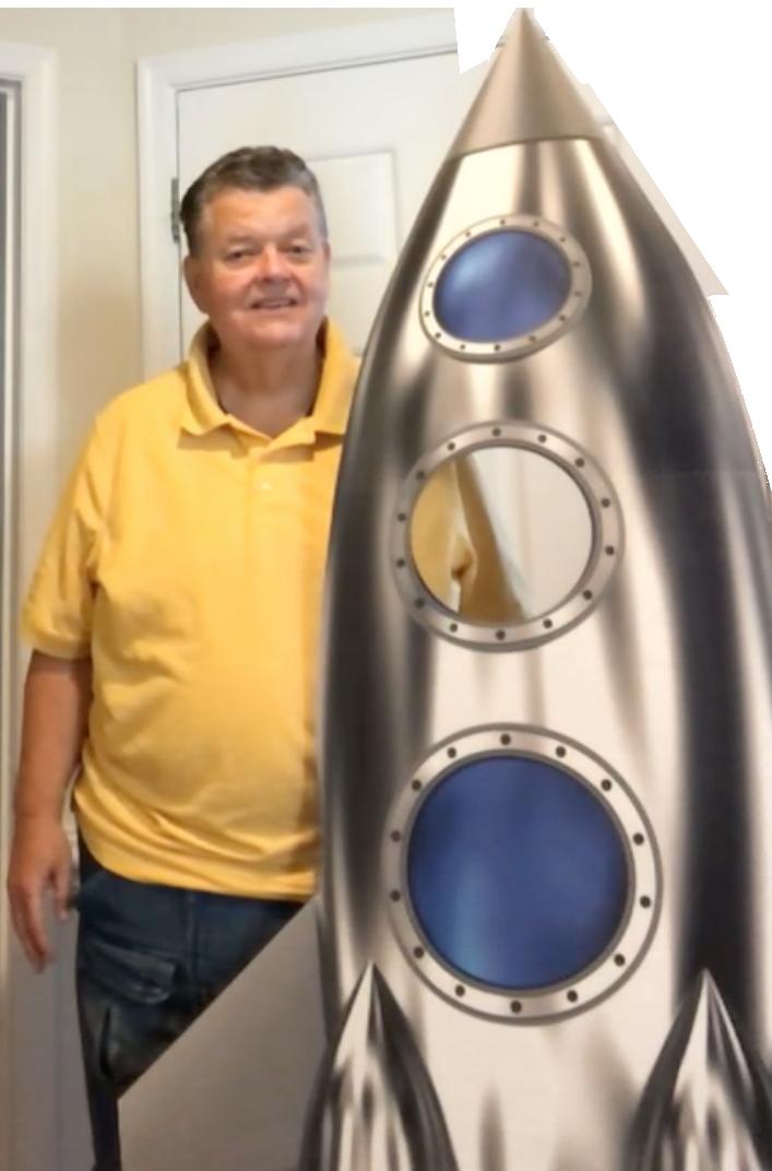 Interstellar Storytelling with Gary Lloyd