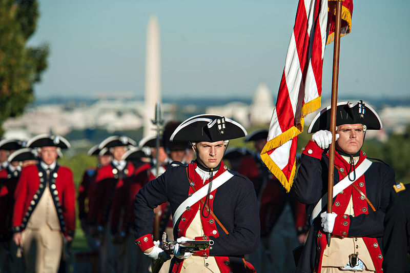A Musical Revolution: The United States Army Old Guard Fife and Drum Corps