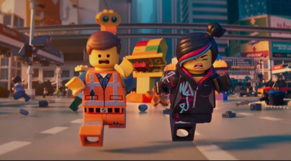 Friday Movie Matinee: LEGO MOVIE 2!
