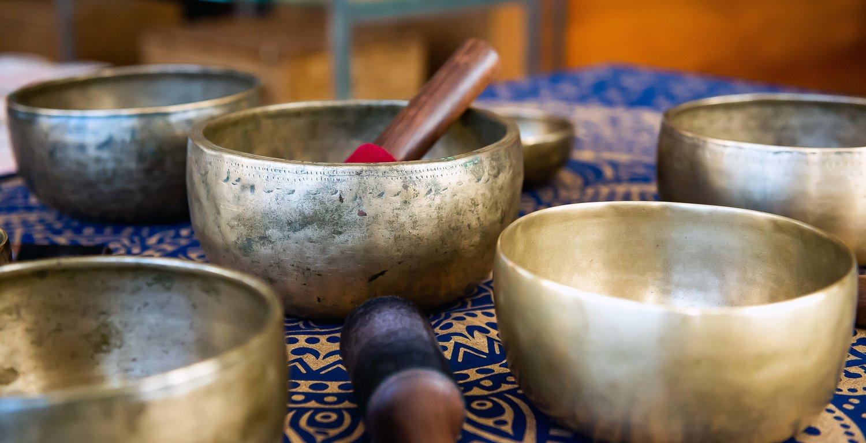 Tibetan Bowl Sound Bath