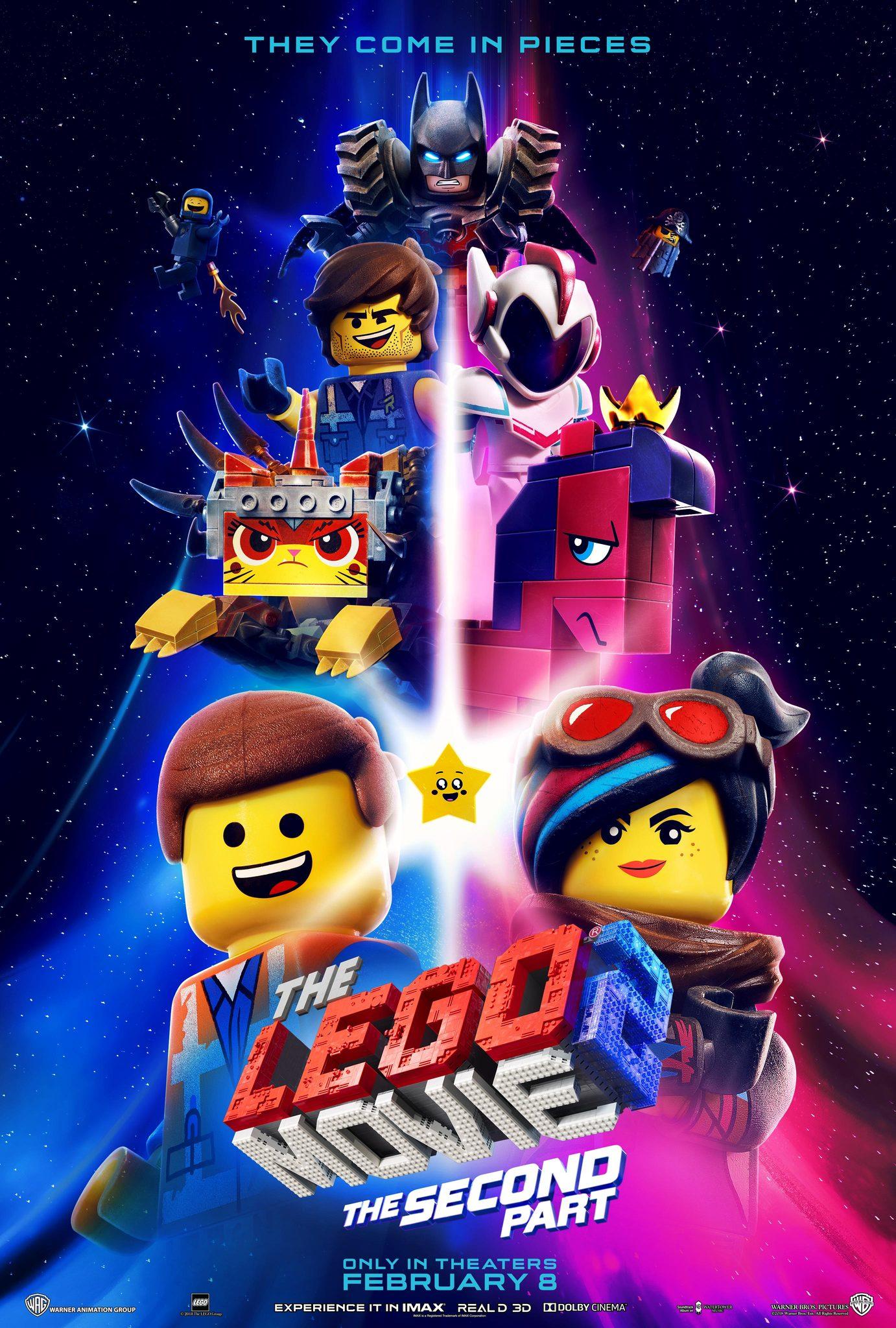 Family Movie Night: The LEGO Moive 2