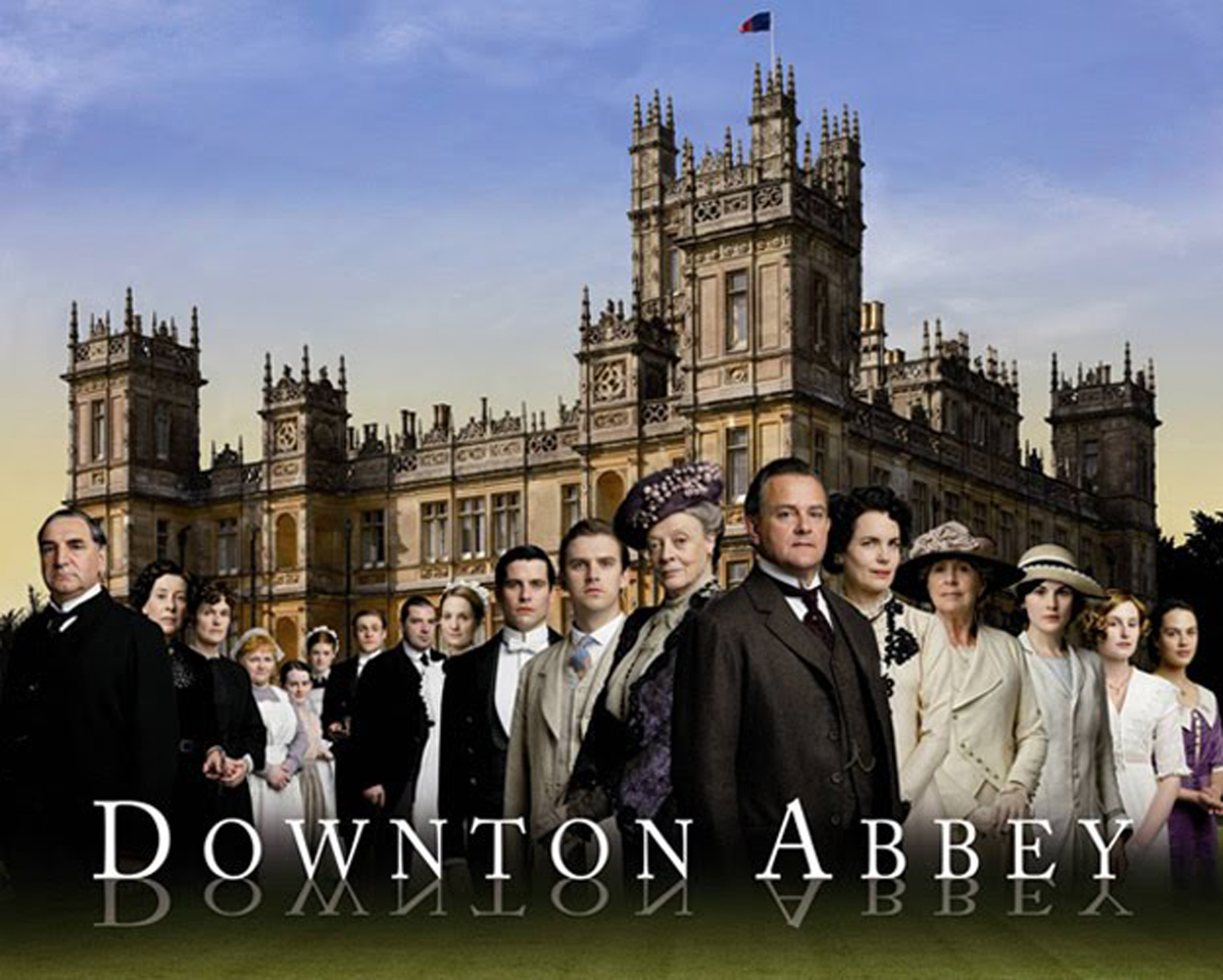 An Evening at Downton Abbey