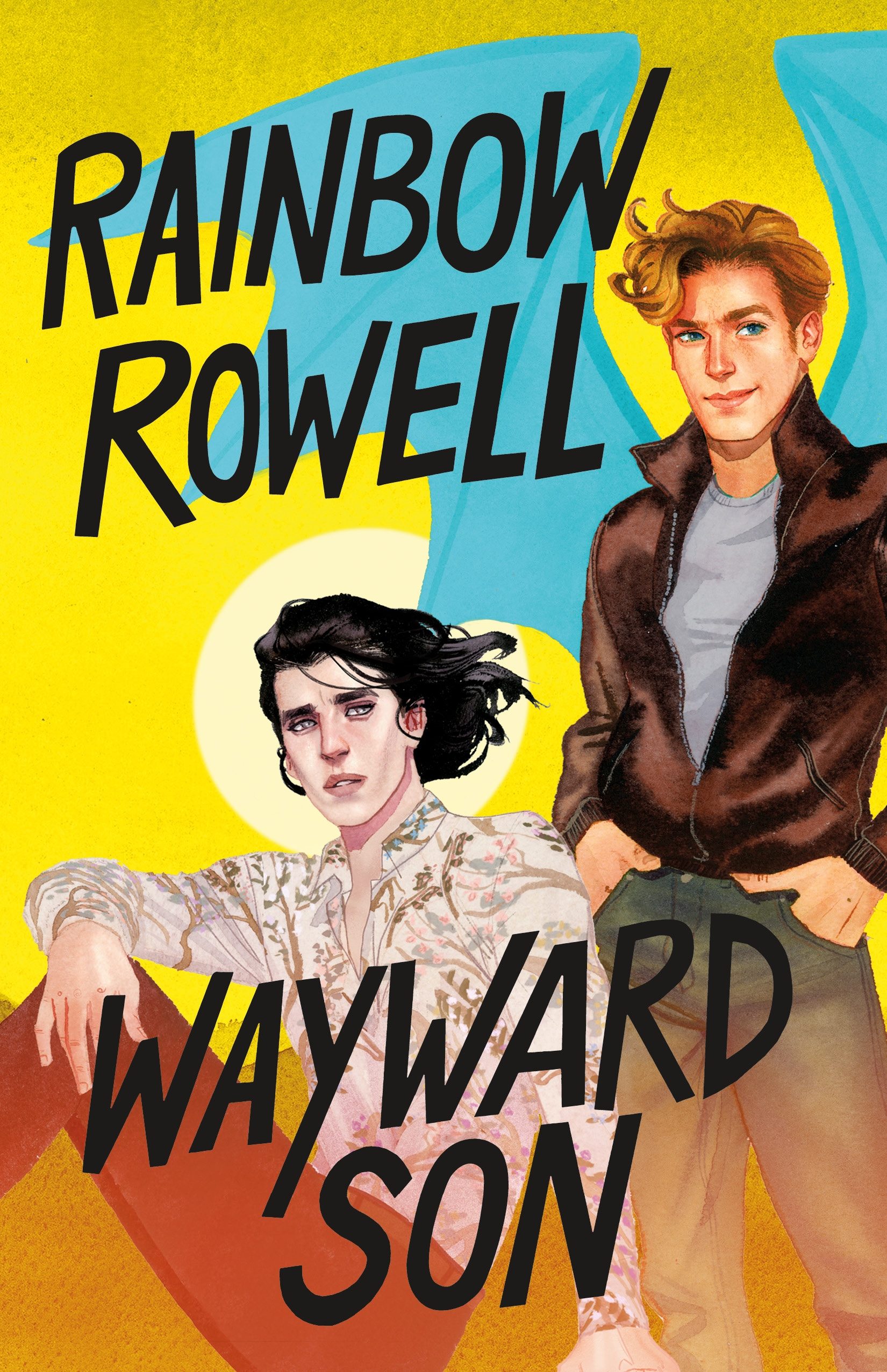 Rainbow Rowell Answers: What Happens After the Chosen One Saves the Day?