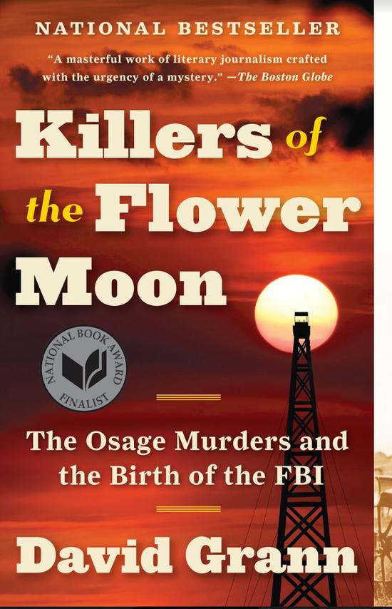 Killers of the Flower Moon: David Grann on Murder and the FBI