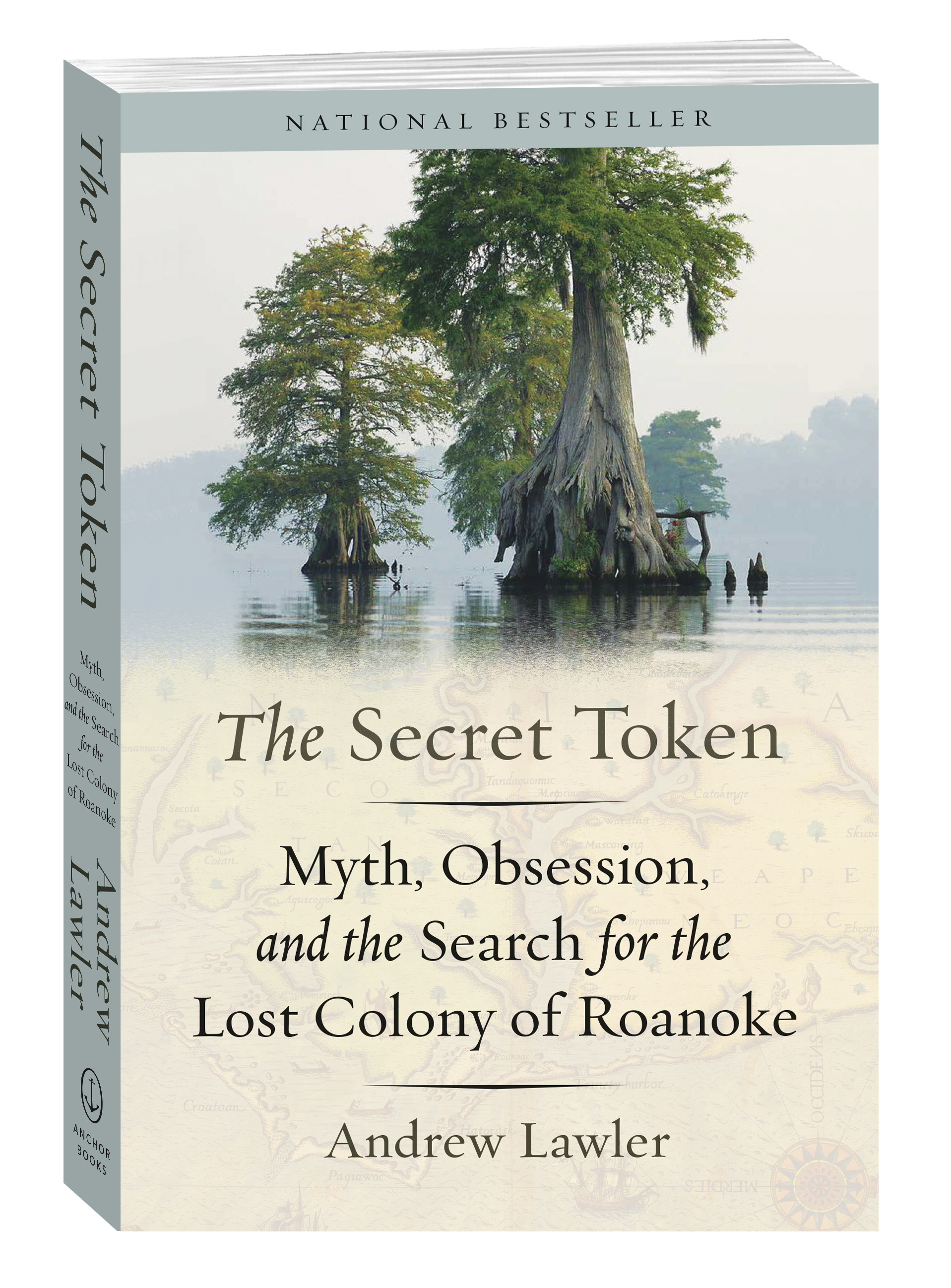 Andrew Lawler: American Horror Story? The Lost Colony of Roanoke
