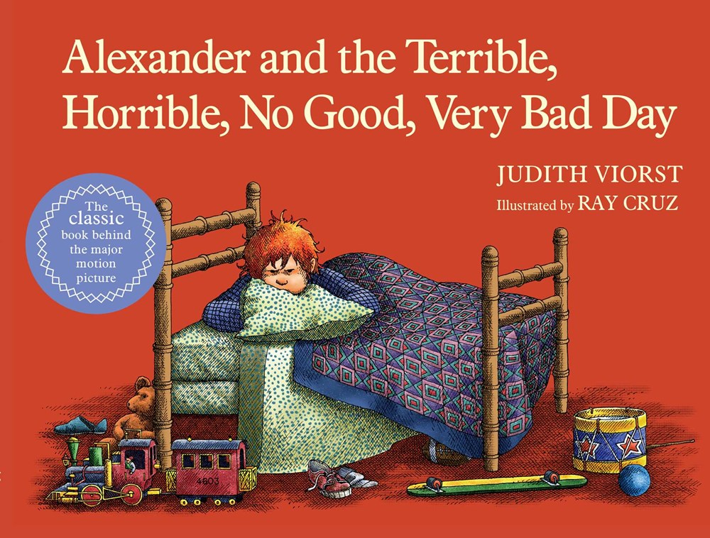 A Terrible, Horrible Storytime!