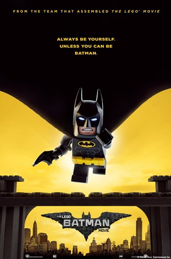Family Movie Matinee: The LEGO Batman Movie