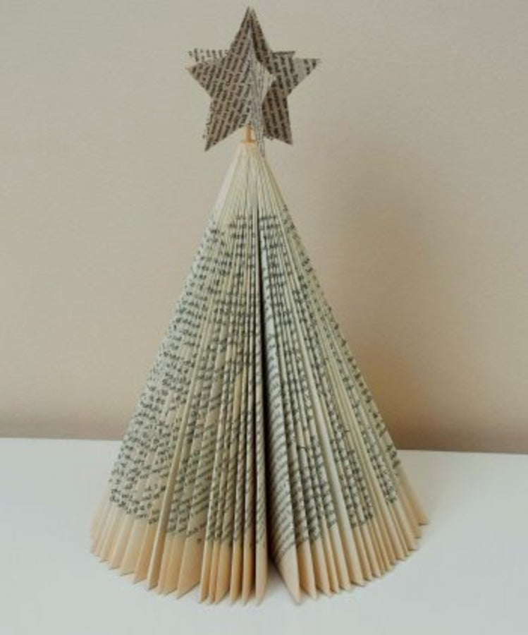 Adult Holiday Craft Event - Book Folding