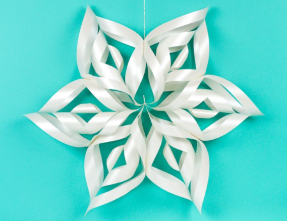 Intergenerational 3D Snowflakes