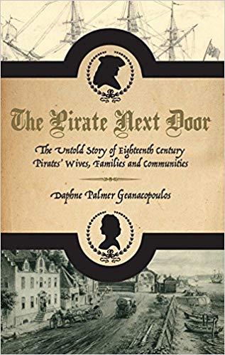 The Pirate Next Door :  Meet the Author