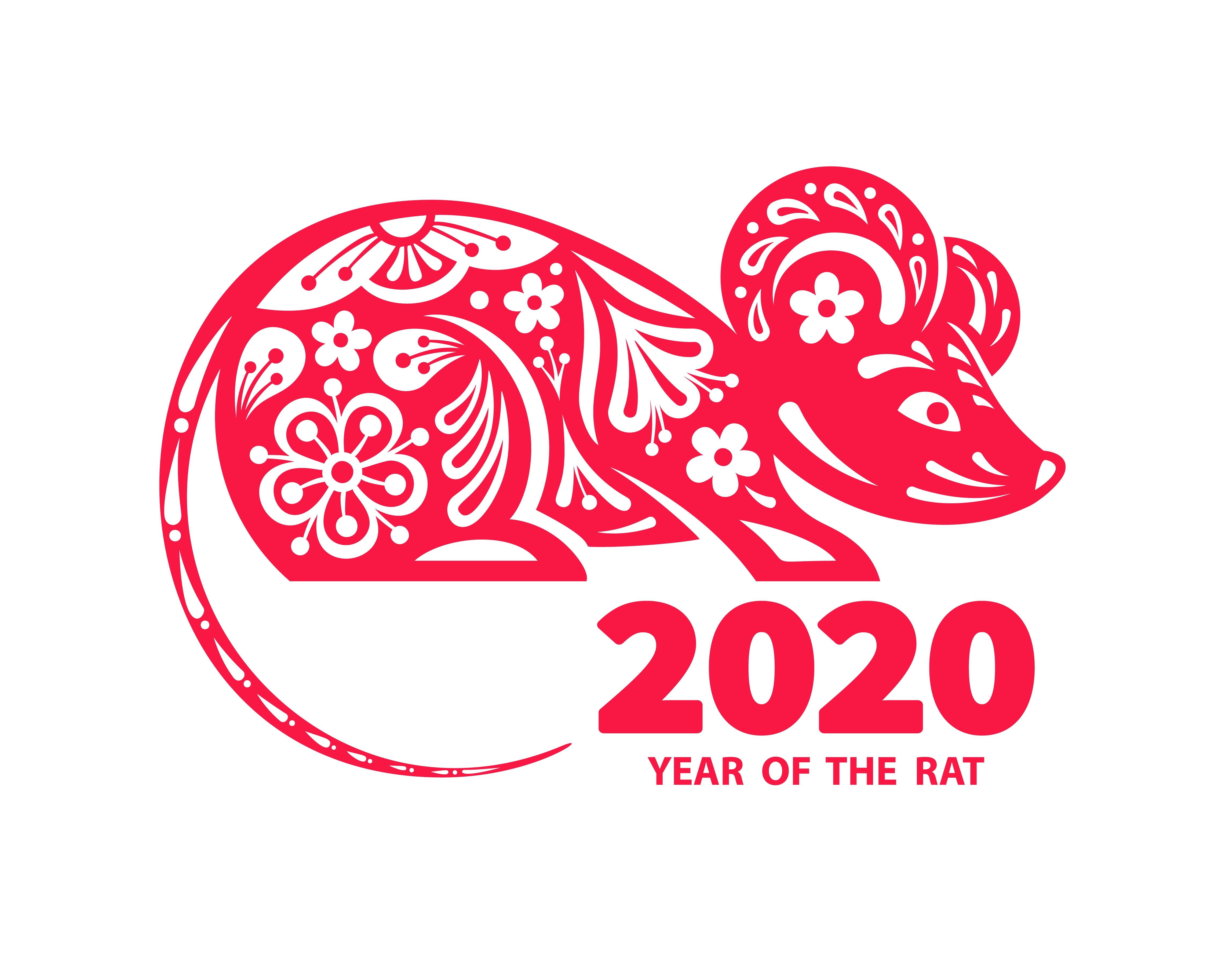 Chinese New Year -- The Year of the Rat!