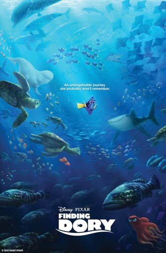 Family Movie Matinee: Finding Dory