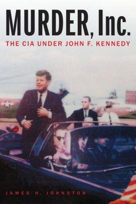 CANCELLED -- Murder Inc. : Meet Author James H. Johnston