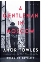 Online Book Discussion of A Gentleman in Moscow