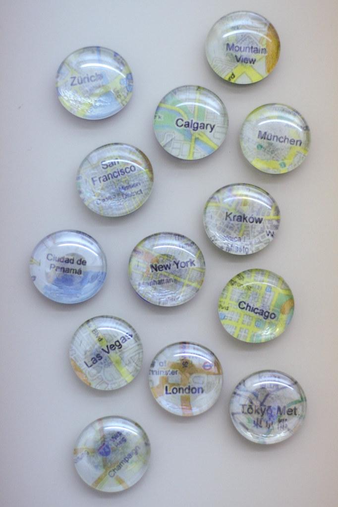 DIY Club: Glass Magnet