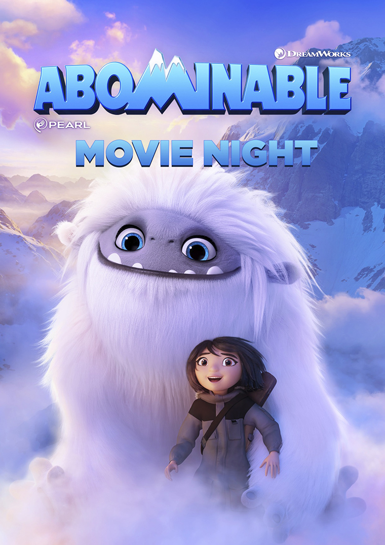 Family Movie Night: Abominable