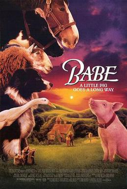 CANCELLED: Family Movie Night: Babe