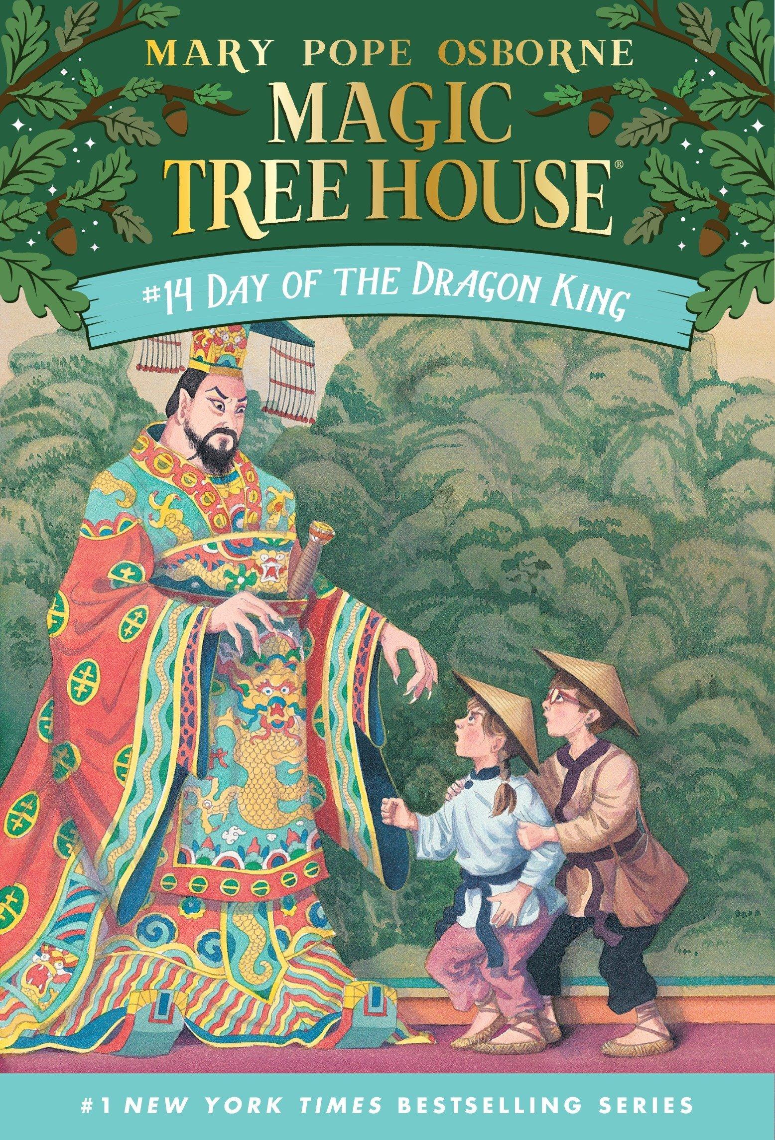 CANCELLED - Magic Tree House Club