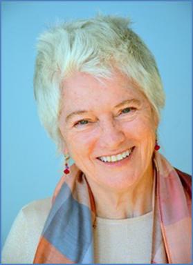 Author Talk: Solveig Eggerz