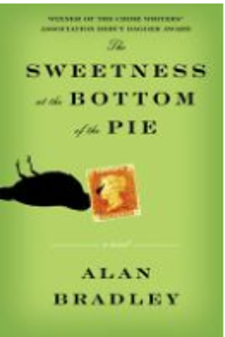 Online Mystery Book Discussion of The Sweetness at the Bottom of the Pie