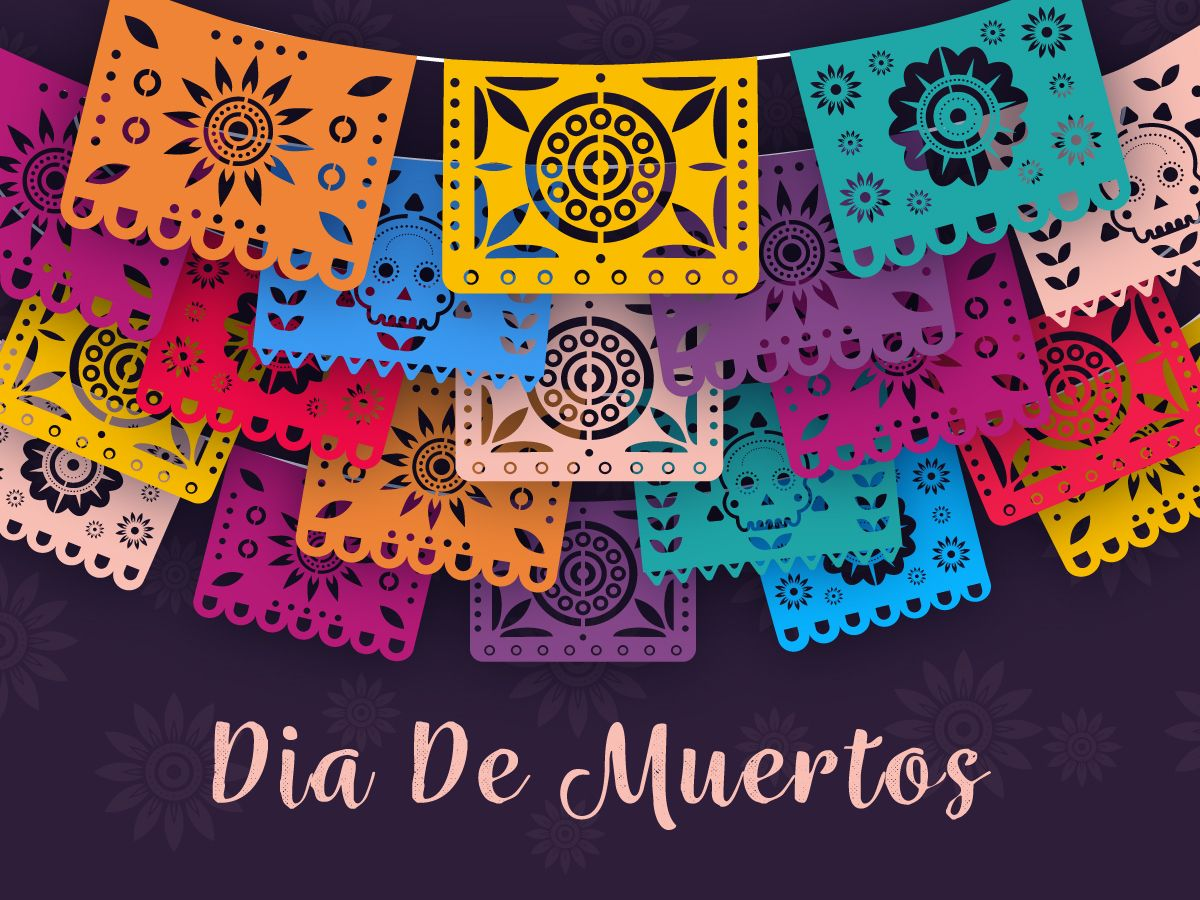October Take-Home Crafts:  Dia de Muertos