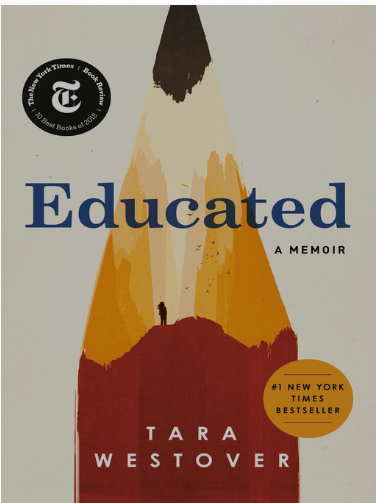 Online Book Discussion of Educated by Tara Westover