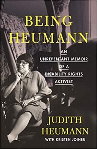 Lunch with Judith Heumann, International Leader in Disability Rights
