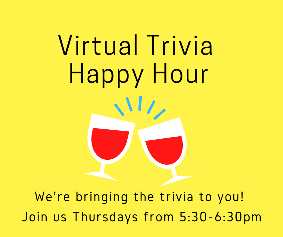 Virtual Trivia Happy Hour