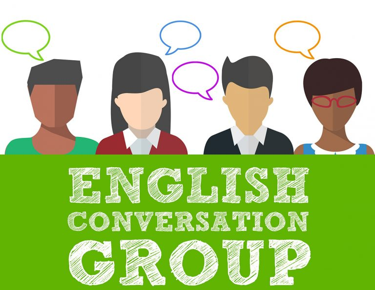 English Conversation Practice Meeting Online Herndon and Sherwood Libraries