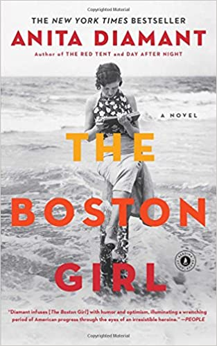 Online Book Discussion: The Boston Girl