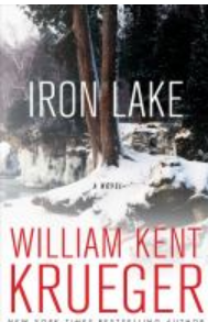 Online Mystery Discussion of Iron Lake by William Krueger