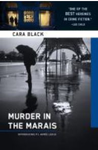Online Mystery Book Club Discussion -- from Patrick Henry Library