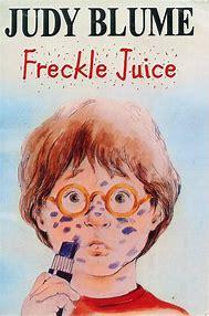 Freckle Juice Book Club Part I