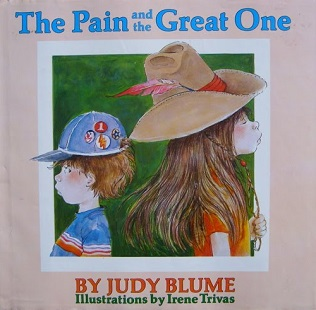 Judy Blume Book Club:  The Pain and the Great One
